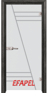 Стъклена интериорна врата Sand G 13 4 O