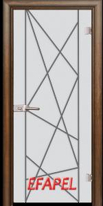 Стъклена интериорна врата Sand G 13 5 H