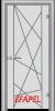 Стъклена интериорна врата Sand G 13 5 L
