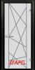 Стъклена интериорна врата Sand G 13 5 M