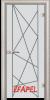 Стъклена интериорна врата Sand G 13 5 V
