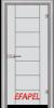 Стъклена интериорна врата Sand G 13 6 L