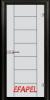 Стъклена интериорна врата Sand G 13 6 M