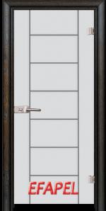 Стъклена интериорна врата Sand G 13 6 R
