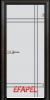 Стъклена интериорна врата Sand G 13 8 R