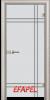 Стъклена интериорна врата Sand G 13 8 V