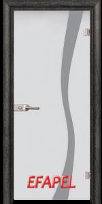 Стъклена интериорна врата Sand G 14 1 O