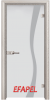 Стъклена интериорна врата Sand G 14 1 V