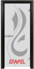 Стъклена интериорна врата Sand G 14 10 M