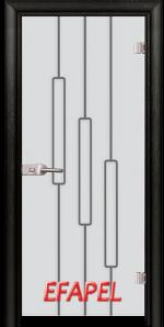 Стъклена интериорна врата Sand G 14 11 M