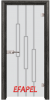 Стъклена интериорна врата Sand G 14 11 O