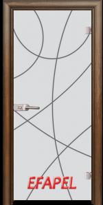 Стъклена интериорна врата Sand G 14 12 H