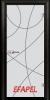 Стъклена интериорна врата Sand G 14 12 M