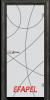 Стъклена интериорна врата Sand G 14 12 O