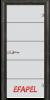 Стъклена интериорна врата Sand G 14 13 O