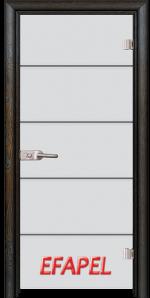 Стъклена интериорна врата Sand G 14 13 R