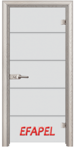 Стъклена интериорна врата Sand G 14 13 V