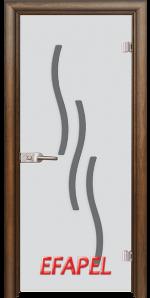 Стъклена интериорна врата Sand G 14 2 H