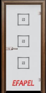 Стъклена интериорна врата Sand G 14 3 H