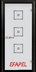 Стъклена интериорна врата Sand G 14 3 M