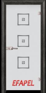 Стъклена интериорна врата Sand G 14 3 O