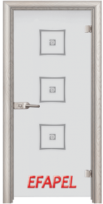 Стъклена интериорна врата Sand G 14 3 V