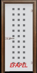 Стъклена интериорна врата Sand G 14 4 H