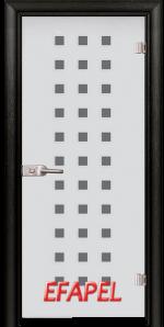 Стъклена интериорна врата Sand G 14 4 M