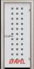 Стъклена интериорна врата Sand G 14 4 V