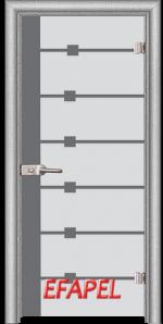 Стъклена интериорна врата Sand G 14 5 L