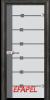 Стъклена интериорна врата Sand G 14 5 O