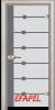 Стъклена интериорна врата Sand G 14 5 V