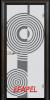Стъклена интериорна врата Sand G 14 6 R