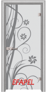 Стъклена интериорна врата Sand G 14 7 L