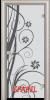 Стъклена интериорна врата Sand G 14 7 V