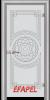 Стъклена интериорна врата Sand G 14 8 L