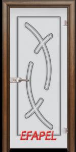 Стъклена интериорна врата Sand G 14 9 H