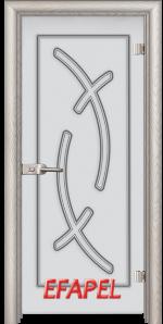 Стъклена интериорна врата Sand G 14 9 V